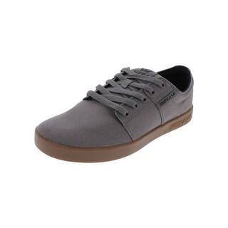 Supra Mens Stacks II Skate Shoes Low Top Casual