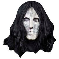 Stretched Adult Costume Latex Mask - Multi