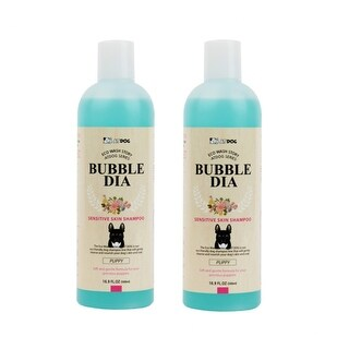 Bubble Dia - Sensitive Skin Shampoo - (Pack of 2)
