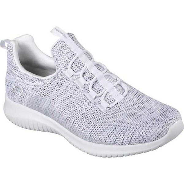 Bungee Capsule Ultra Flex Lace Sneaker Women's Skechers White Shop rBoxCed