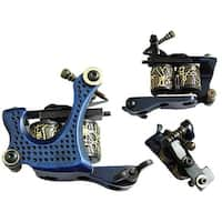 Afterlife Custom Irons Tattoo Shader Machine 1-Wrap Coils - Blue