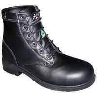 Moxie Trades Women's Dani Black Full Grain Leather