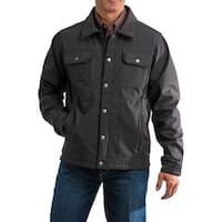 Cinch Western Jacket Mens Bonded Trucker Printed Black