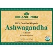 Organic India Bulk Herb Ashwagandha Root Powder, 1 Pound