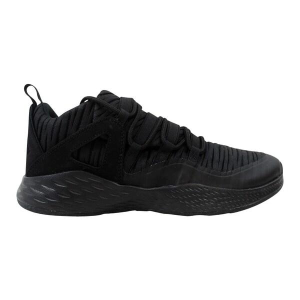1a9244f261a75a Shop Nike Air Jordan Formula 23 Low BG Black Black 919725-010 Grade ...