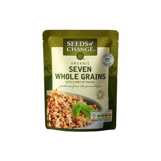 Seeds Of Change - Seven Whole Grains ( 12 - 8.5 oz bags)