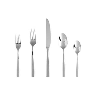 Link to Fortessa Lucca 18/10 Stainless Steel Flatware, 20 Piece Place Setting, Service for 4 Similar Items in Flatware