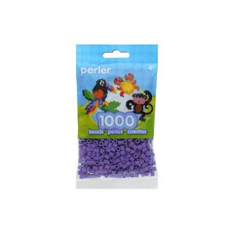 Perler Fused Bead Bag 1000pc Iris - Medium