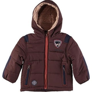 London Fog Boys 2T-4T Sherpa Rugged Jacket