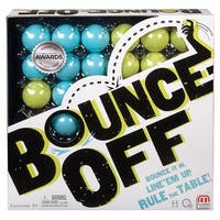 Bounce-Off Tabletop Game, Family Games by Mattel Toys