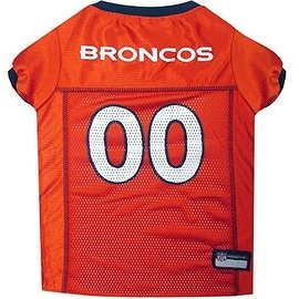 NFL Denver Broncos Pet Jersey