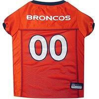 NFL Denver Broncos Pet Jersey