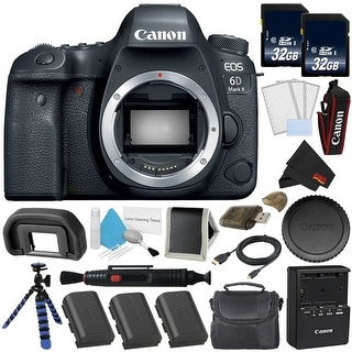 Link to Canon EOS 6D Mark II DSLR Camera (Body Only) 26.2MP Full-Frame Similar Items in Digital Cameras