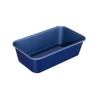 Link to Granitestone Blue 9' Non Stick Loaf Pan Similar Items in Bakeware
