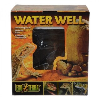 hc 8.5oz exo terra water well