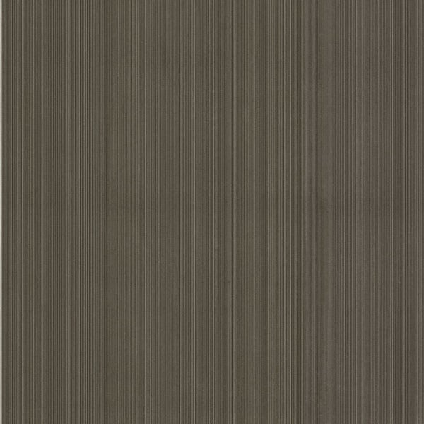Brewster DL30462 Suelita Brown Striped Texture Wallpaper - N/A