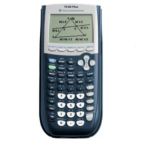 Texas Instruments TI-84Plus Programmable Graphing Calculator Programmable Graphing Calculator