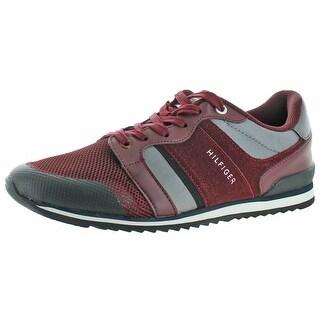 Tommy Hilfiger Finsta Men's Retro Sneakers Shoes