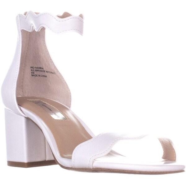 facc8cda8075 Shop I35 Hadwin Scallop Block-Heel Sandals