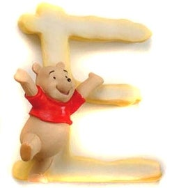 Disney Pooh and Friends Magnetic Alphabet Letter E
