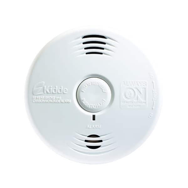 Shop Kidde 21026065 Smoke And Carbon Monoxide Detector White