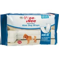 Wee-wee Disposable Male Wraps