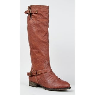 Hot Fashion Outlaw 81 Women's Riding Boots Knee High