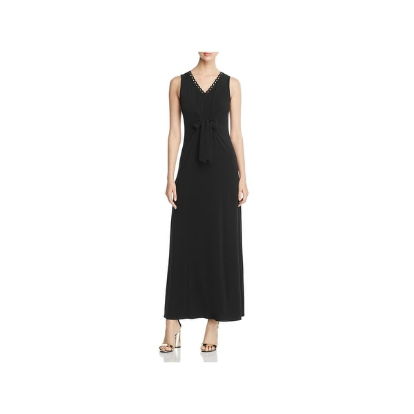 fcf017fab7 Shop T Tahari Womens Janice Wear to Work Dress Crepe Scalloped Trim - Free  Shipping On Orders Over  45 - Overstock.com - 20990628