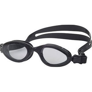 Leader Omega Goggle, Clear/Black, Os