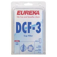 Eureka 62136A-2 Dcf-3 Vacuum Cleaner Cup Filter