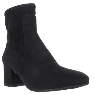 Kenneth Cole New York Nikki Ankle Booties, Black