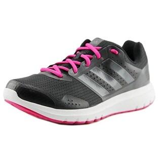 Adidas Duramo 7 Women Round Toe Synthetic Black Running Shoe