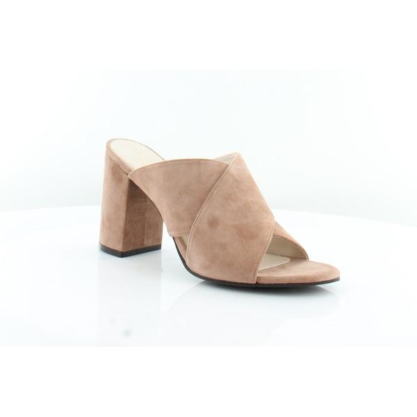 Cole Haan Gabby Sandal Women's Heels Mocha Mousse - 8.5