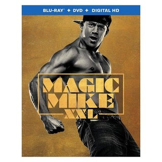 MAGIC MIKE XXL (BLU-RAY/DVD/DIGITAL HD/ULTRAVIOLET)