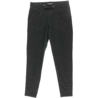 Lauren Ralph Lauren NEW Black Women's Size Small S Drawstring Pants