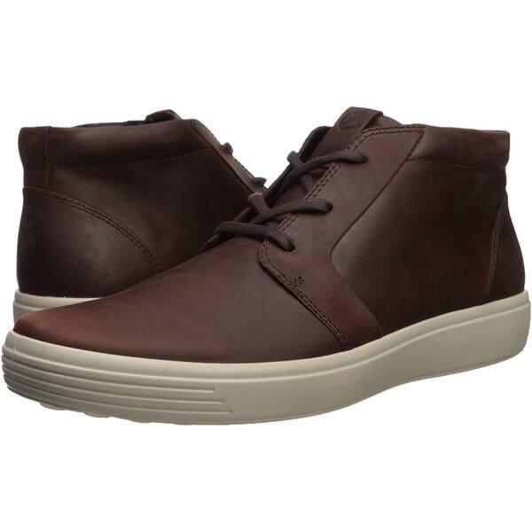 ECCO Mens Soft 7 Chukka Sneaker