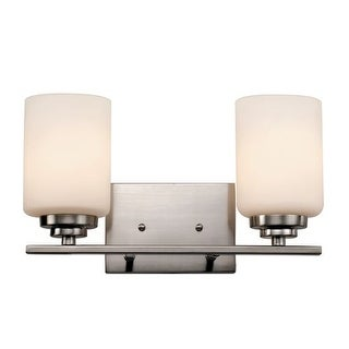 Trans Globe Lighting 70522 Mod Space 2 Light Bathroom Vanity Light