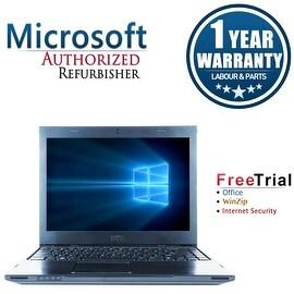 Refurbished Dell Vostro V131 13.3'' Laptop Intel Core i5-2430M 2.4G 4G DDR3 320G Win 10 Pro 1 Year Warranty