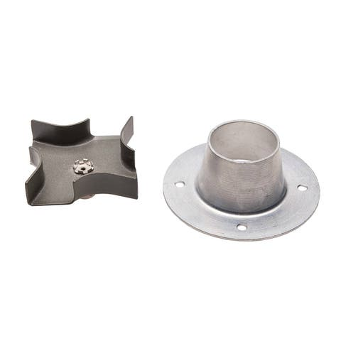 Moultrie Spinner Plate & Funnel Kit MFA-13103 w/ Aluminum Construction