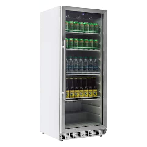 EdgeStar VBR440 10.14 Cu. Ft. Built-In Commercial Beverage - Stainless Steel