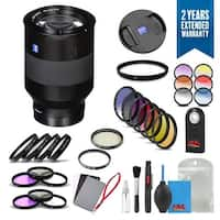 Zeiss Batis 135mm f/2.8 Lens for Sony E Mount with Cleaning Accessory Kit and 2 Year Extended Warranty