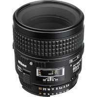 Nikon AF Micro-NIKKOR 60mm f/2.8D Lens (Open Box)