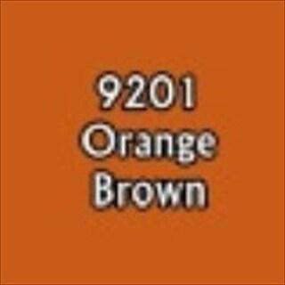 Reaper Miniatures 9201 Master Series Paint, Orange Brown