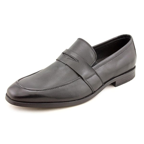de0944c54ac Shop Florsheim Jet Penny 3E Apron Toe Leather Loafer - Free Shipping ...