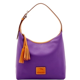 Dooney & Bourke Patterson Leather Paige Sac (Introduced by Dooney & Bourke at $198 in Dec 2016) - violet