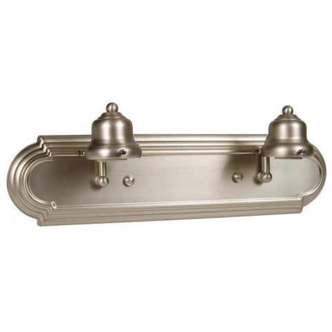 "Craftmade 11718-2 Arch Arm 18"" Wide 2 Light Bathroom Vanity Light"