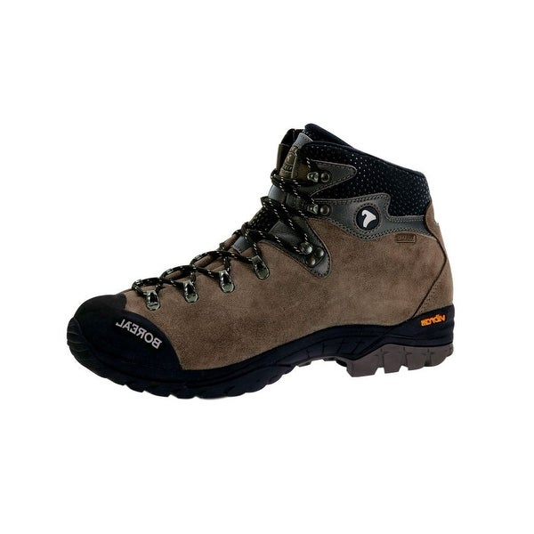 Boreal Climbing Outdoor Boots Mens Sherpa Lightweight Brown