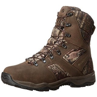 """Lacrosse Mens Quick Shot 8"""" Scent Dry Insulated Hunting Boots - 8 medium (d)"""