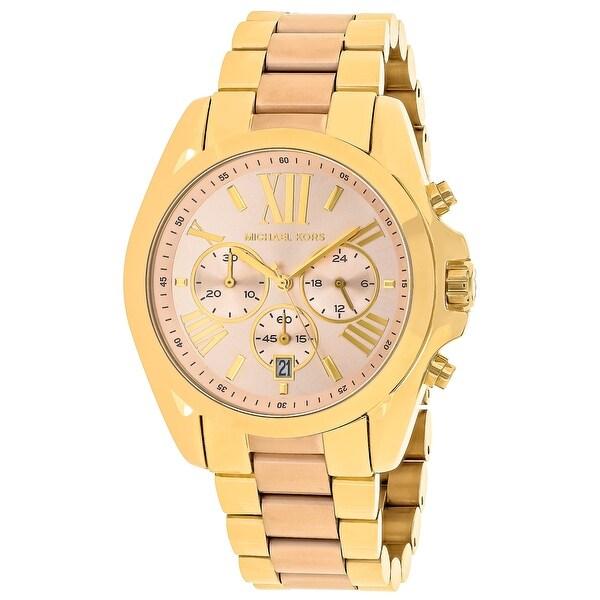 Michael Kors Women 's Bradshaw - MK6359 Watch