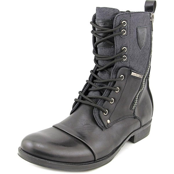 J75 by Jump Thunder Round Toe Synthetic Boot